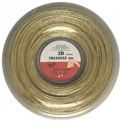 Triangle 3D Hdc Twister Naturalcorda triangolare spirale tennis copoly made in Germany tennis string